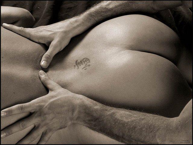 Анальный секс, как деликатес