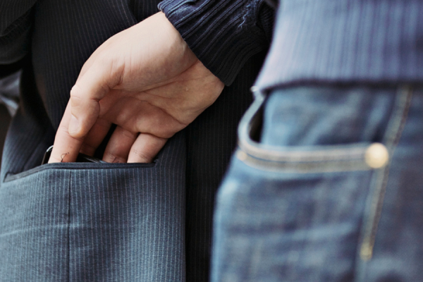 Как работают карманники 16 трюков карманников