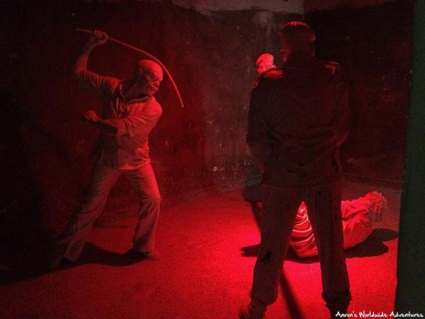 Красные комнаты: ужас даркнета
