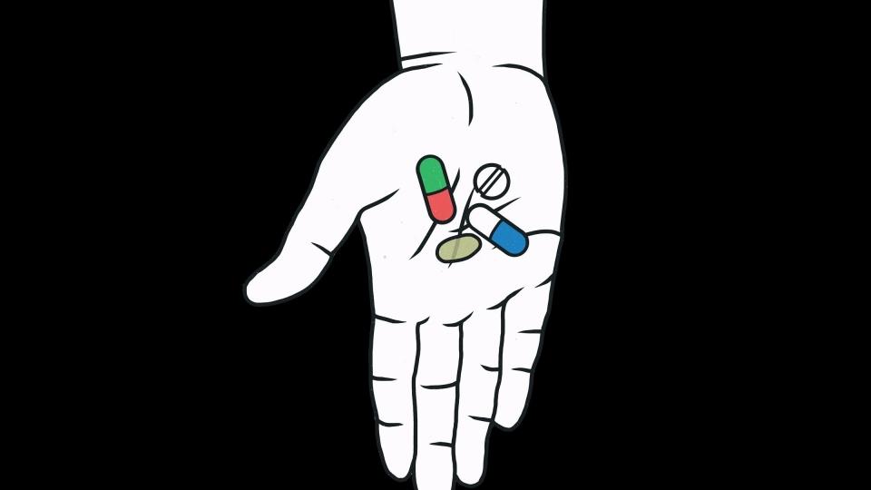 МДМА, ЛСД, каннабис и амфетамин.