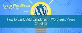 How to Easily Add JavaScript in WordPress Pages or Posts (3 Methods) 2019