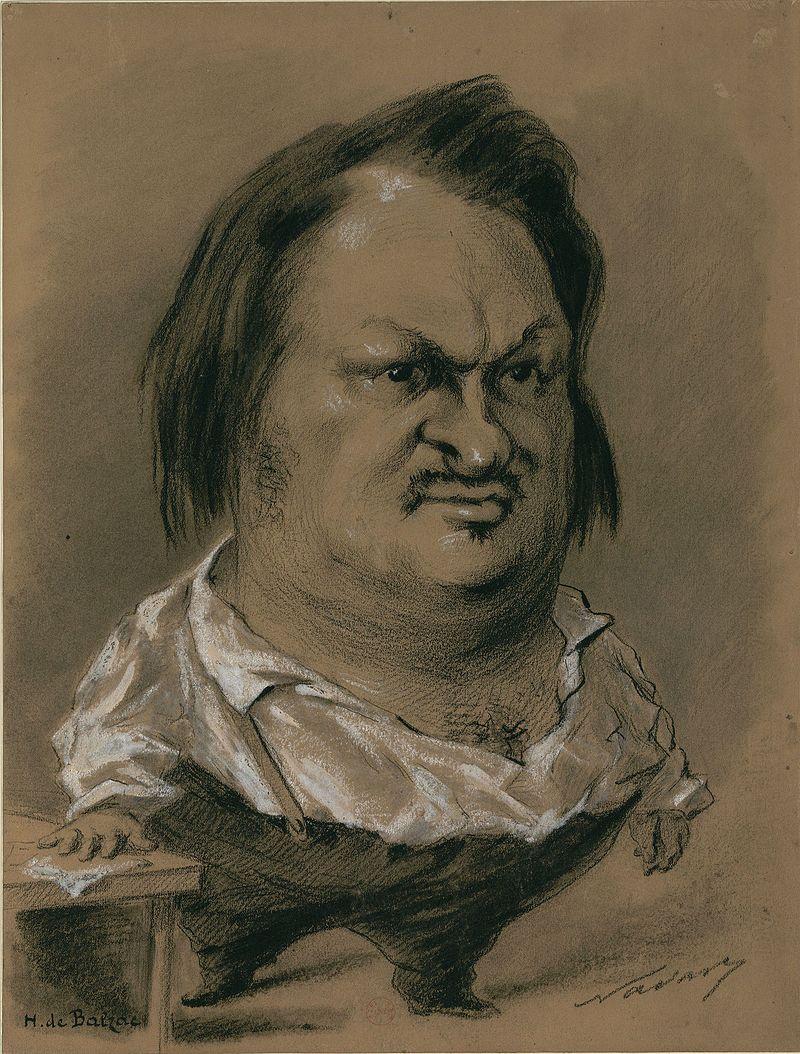 Prancūzų literatūros klasiko H. de Balzaco kūryba