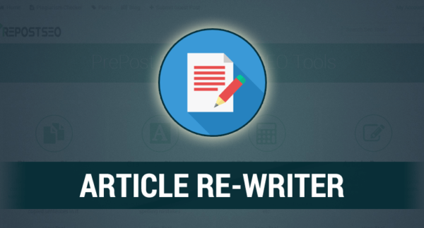What is the Best Article Rewriter Software for 2020