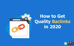 How to get backlinks in 2020?