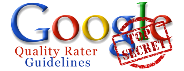 OFFICIAL Google Search Quality Guidelines 2020