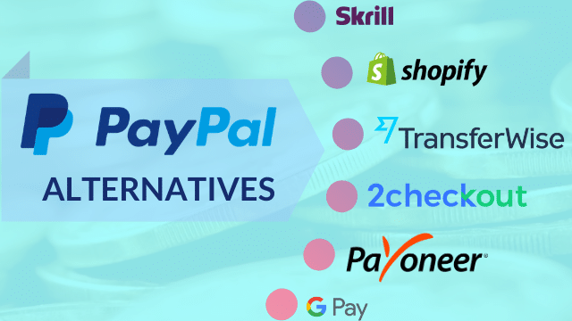 23 Best PayPal Alternatives of 2021