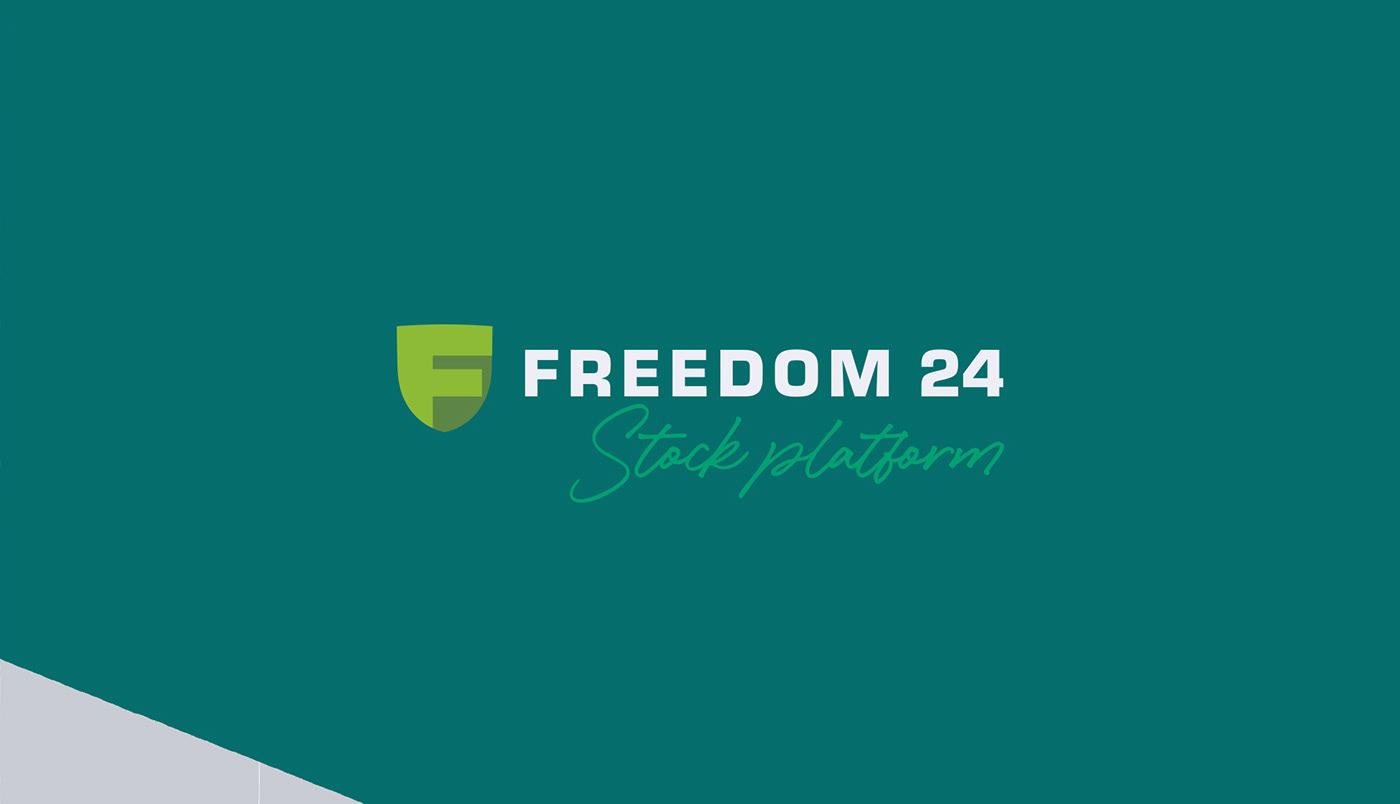 Freedom24 kompanija duoda nemokamą akciją už registracija, kurios vertė gali siekti iki 600$